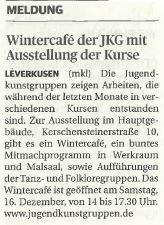 2017-12-08 Wintercafé Ankündigung