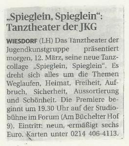 Scan Zeitung 2
