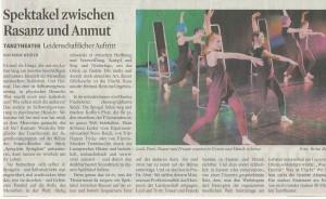 zeitung Tanztheater 2