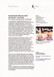 Pressemittelung 12.06.2014