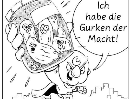 Beende den Comic – 4
